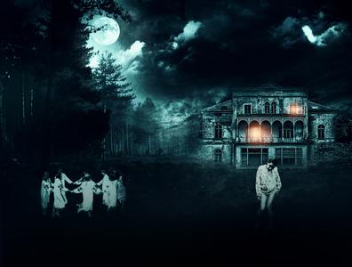 Spooky Themed