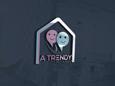 A trendy