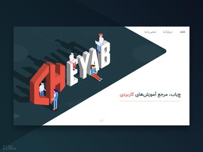Cheyab's header illustration