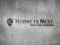 Hornet's Nest Pressure Washing | Logo