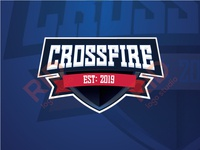 Crossfire gaming team logo