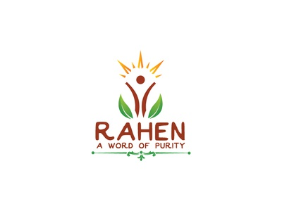 A indian Spicy startup company logo