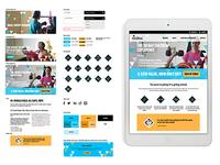 Fulcrum Website - UI Style Guide