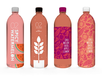 Juice Packaging - concept work
