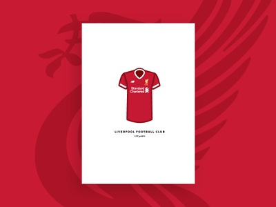 Liverpool Fc ynwa emoji icon sport shirt illustration lfc clothing soccer club football liverpool