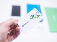 Retrolux Brand Business Card