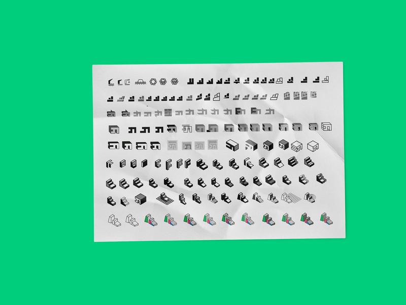 Future Yard Logo Concepts flat animation web design illustration typography branding vector ui logo