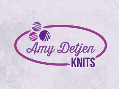Amy Detjen Knits logo