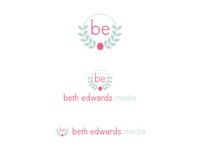 Beth Edward Media logo d