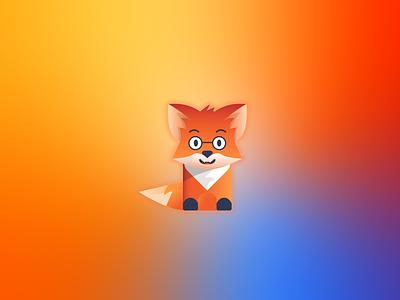 Fox logo logo branding adobe illustrator vector illustrator design illustration logos logodesign foxes fox illustration fox logo fox