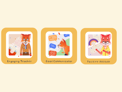 Mobile app rewards for teachers adobe illustrator vector illustrator ui uidesign rewards rewards app school school app remote teachers mobile ui mobile