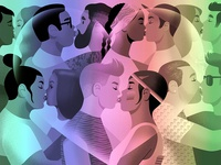 International Kissing Day & Pride