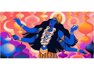 Medium: Goddess - Kali