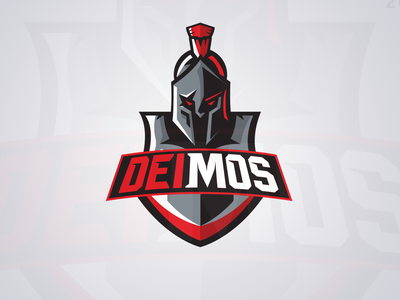 Logo Design - Deimos Clan Community logo design digital art branding illustration graphic design