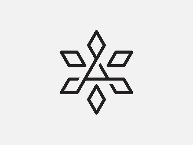 AP a identity rebrand logo
