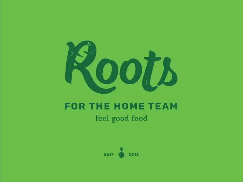 Roots V2 identity rebrand logo