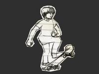 滑板男孩 Skater Boy