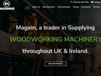 Maginn - Machinery Website