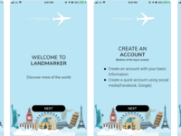 Land Marker - Discover more of the World