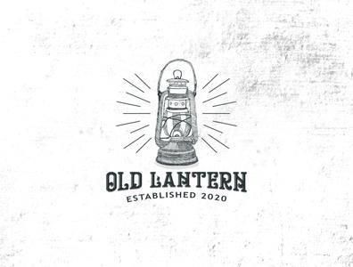 Old Lantern line art logo handmade old lantern logo handmade light logo light logo old light logo old lantern logo old lantern