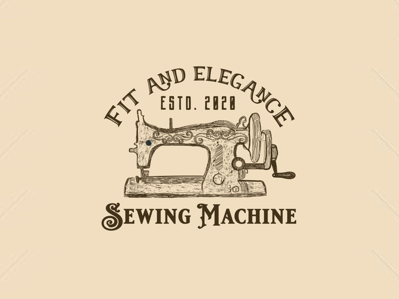 Sewing Machine Logo ! line art logo sewing machine line art hand art logo fashion logo graments logo cloth logo wear logo sewing logo sewing machine hand art sewing machine art sewing machine logo sewing machine