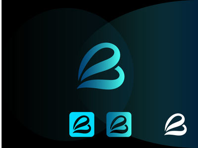 B logo simple b logo simple logo web logo vector logo mobile apps logo inspiration logo design logotype minimal logo flat logo wordmark logo app ux ui branding b b letter logo b logo