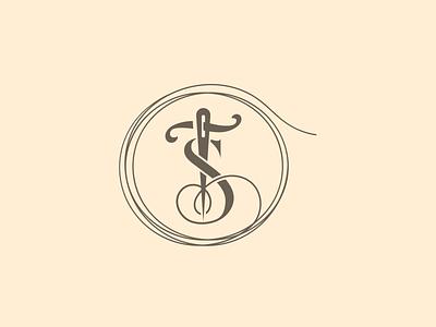 TS Logo textile accessories logo textile logo logo swing logo yarn logo fabric logo branding apiral logo wear logo fashion logo logo design garments logo st logo ts logo ts