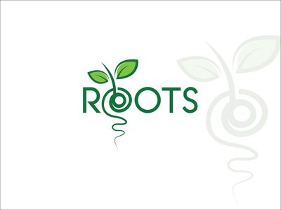 Roots farmer logo seed company branding logo creative logo root tree tree logo wordmark logo dreams logo grow logo seed seed logo roots logo