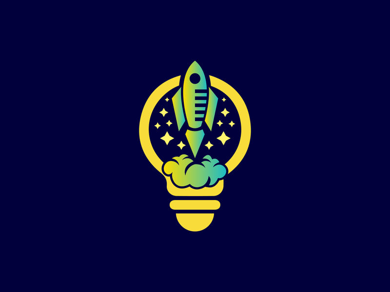 Rocket rocket rocket logo