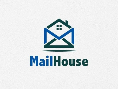 Mail House mail mail home mail logo mail house