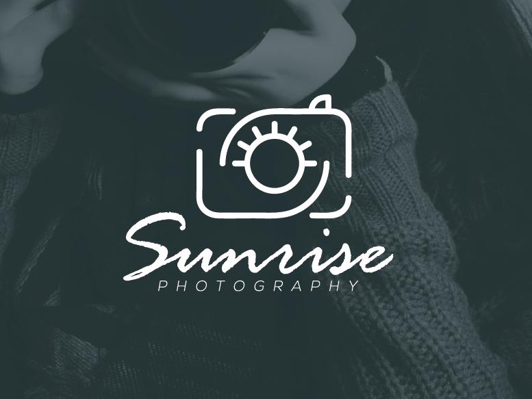 Photography Logo By Mizan On Dribbble