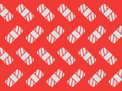 Sushi zen pattern