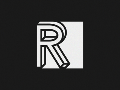 R Visualisation Letter Mark