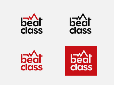 Beatclass | Logo variations