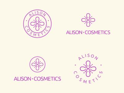 LogoCore challenge day 01 | Alison Cosmetics