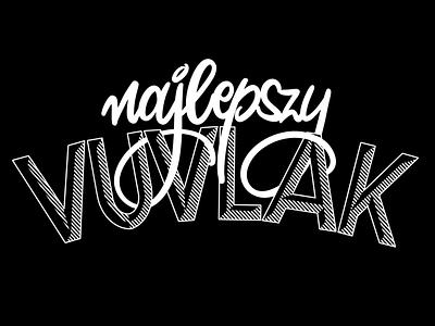 "Nicknames 1: ""The best Vuvlak"" ;) digital art lettering apple pencil procreate ipad"