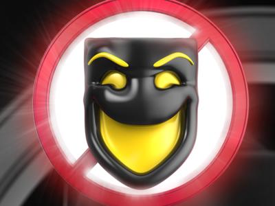 Canal Hipócritas logo 3D-360º - Youtube