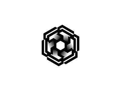 T 01 brand identity gradient hexagon logo icon professional logo branding flat grid logo vector logo design t logo