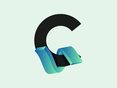 C c logo graphic design design professional logo grid logo vector logo design letter mark logo mark letter logo logo type gradient logo modern logo creative brand identity branding logo c