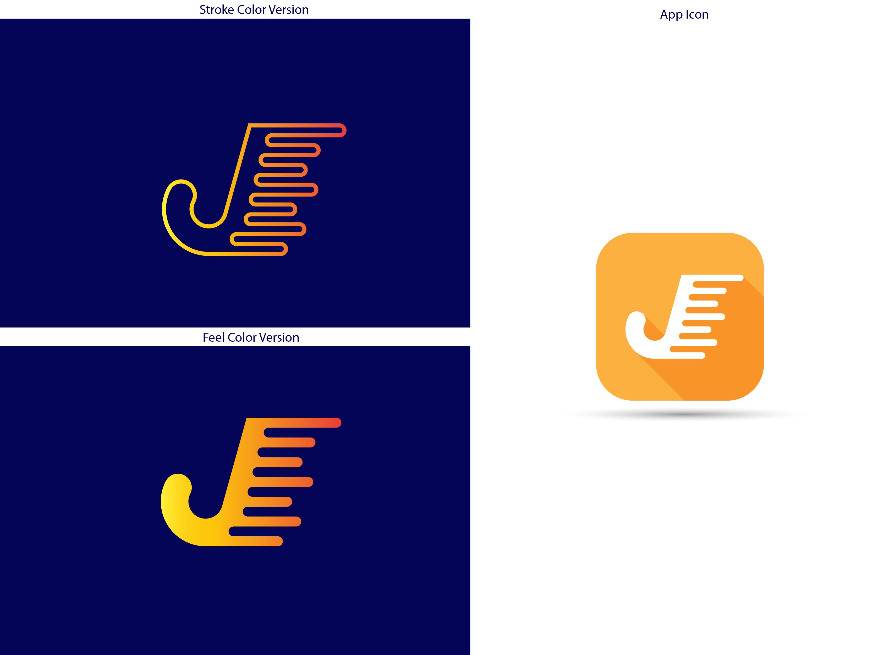 J logo app icon 01