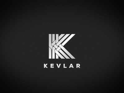 Kevlar Logo kevlar texture protection