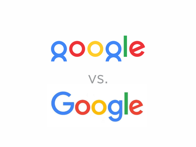 Google Logo Redesign logo google new