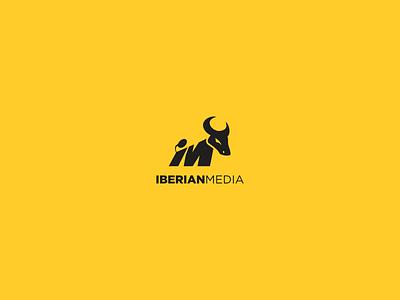 Iberian Media bull-logo media iberian iberic bull
