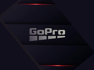 GoPro rebranding vali21 gopro new logo rebranding logo