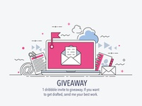 1 Dribbble Invite to Giveaway
