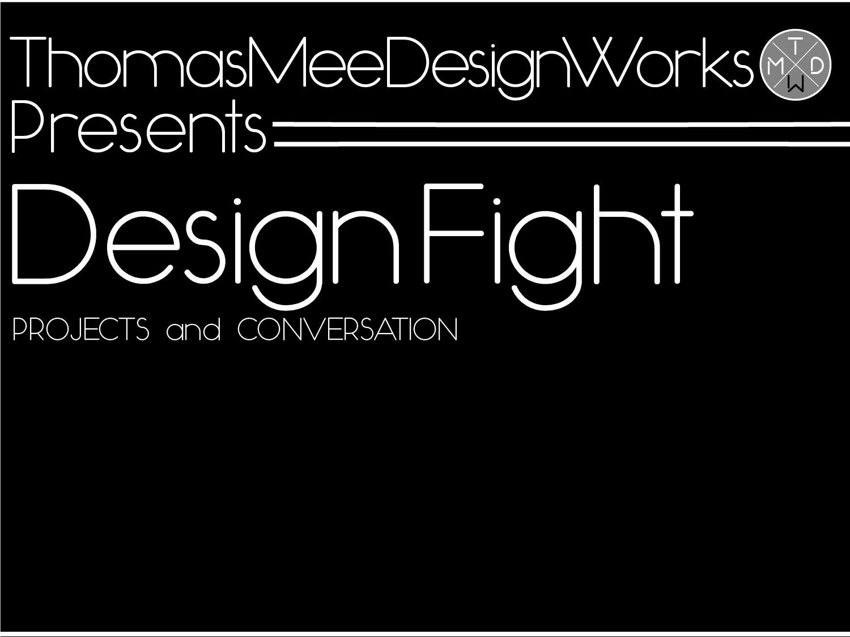 Design Fight March 28th branding graphic design character art illustrator flat brand app website illustration animation minimal lettering type identity vector typography logo design