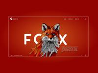 fox landing page