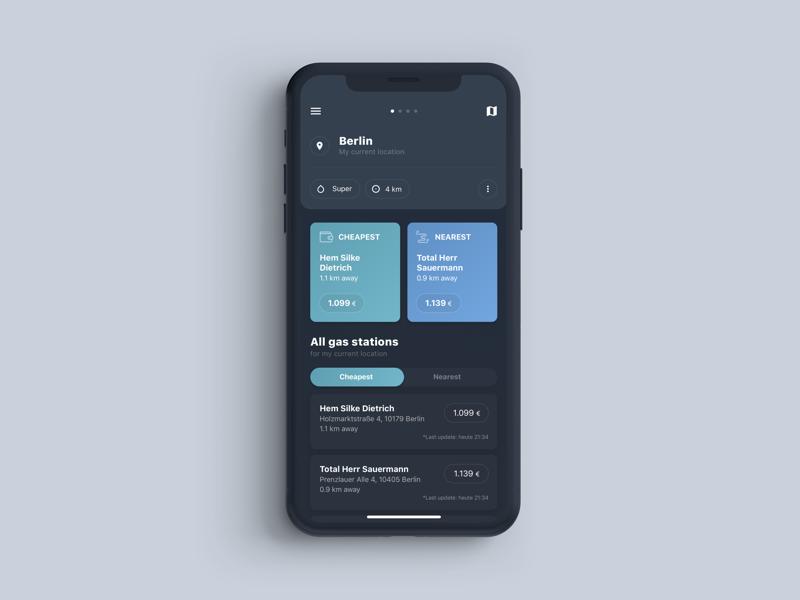 Tanken App app price android ios gas station