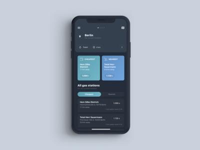 Tanken App