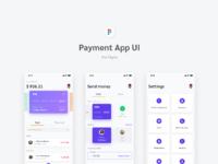 App ui by saas design